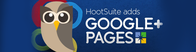 HootSuite Integrates Google+ Pages